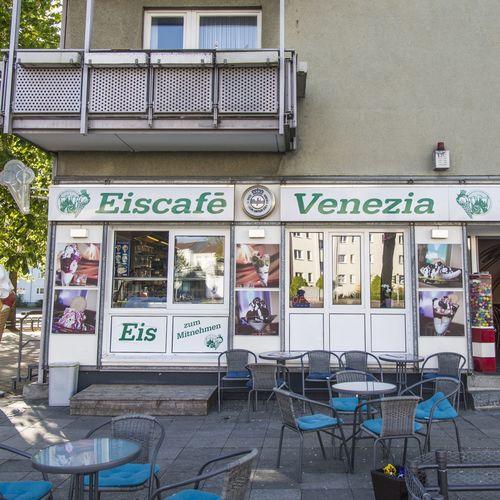 Eiscafe Venezia Eisdiele Venezia Eiscafe