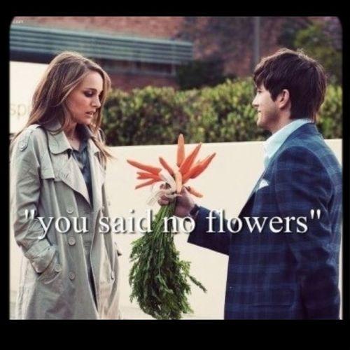 You Said No Flowers