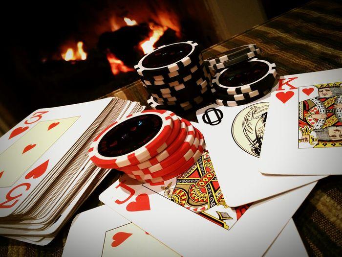 Pokernight PokerGame Poker Time Playing Cards Cards Gambling Gambler's Game! Gambling Addiction Game Gangsters Paradise