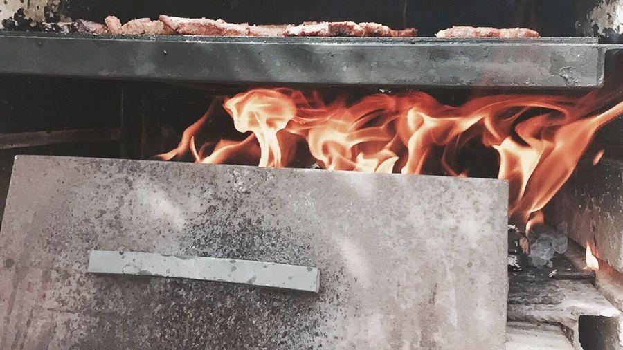 Fire Barbecue