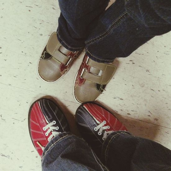 RePicture Motherhood Bowling Bowling Shoes Time Together The Girls