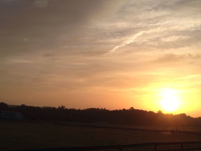 Sunrise Eyem Misty Day