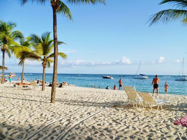 Plage 🌴 Guadeloupe-F.W.I Sainte-anne La Caravelle