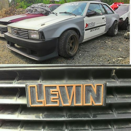 Name it :D Toyota Levin GMW Drifting