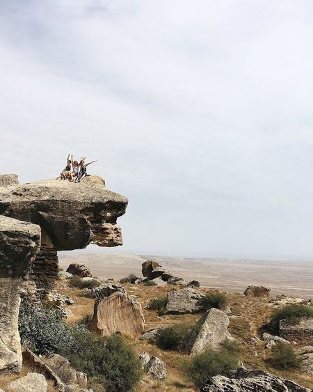 Leisure Activity Rock - Object Tourism Vacations Tourist Tranquil Scene Travel Rock Formation Sky Cliff Travel Destinations Scenics People And Places