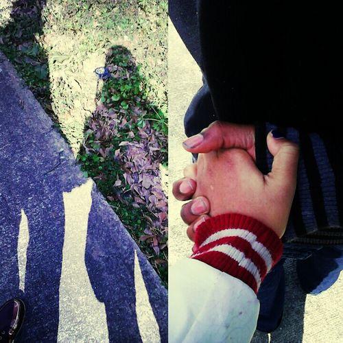 me & my love (: