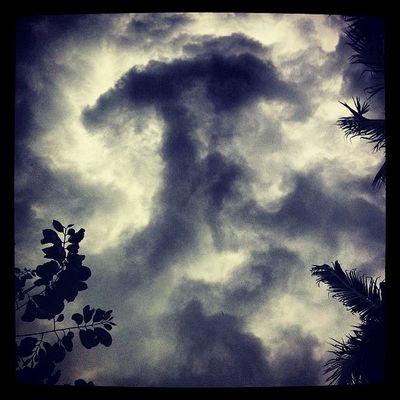 kaal boishakhi in chittagong. Norwester Dark Cloud Wind Chaktai Chottogram Instagram