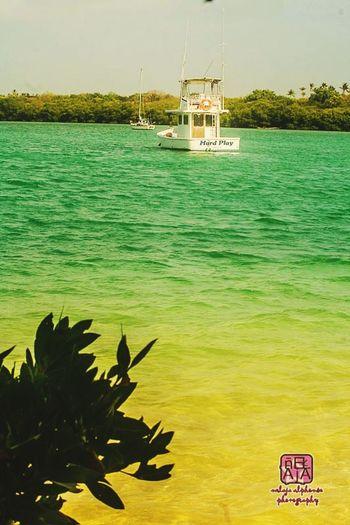 Tobago Thatskytho Beautiful ♥ Boat Peaceful Evening