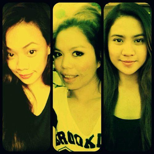 We 3 maria's <3