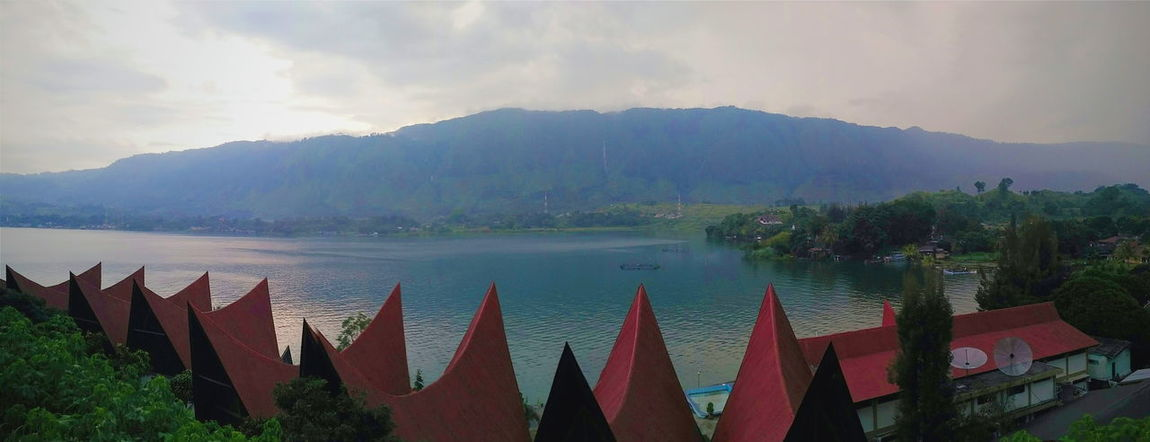 Showcase: January Lake Panorama Panoramic First Eyeem Photo Landscape Mountain Lake View LakeToba