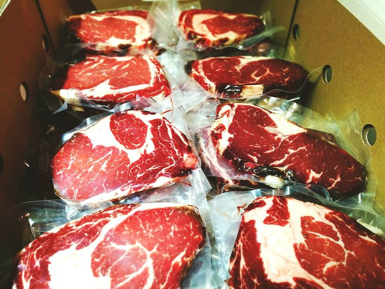 Meat Food Food And Drink Red Meat Butcher Butchers Exclusive  Beef Gourmet Food And Drink Meat! Meat! Meat! Butchershop Meatlovers Ribeye Steak Dry Aged Beef 3weeksago Dry Aging Beef Black Angus Ready-to-eat Dry Aged Premium