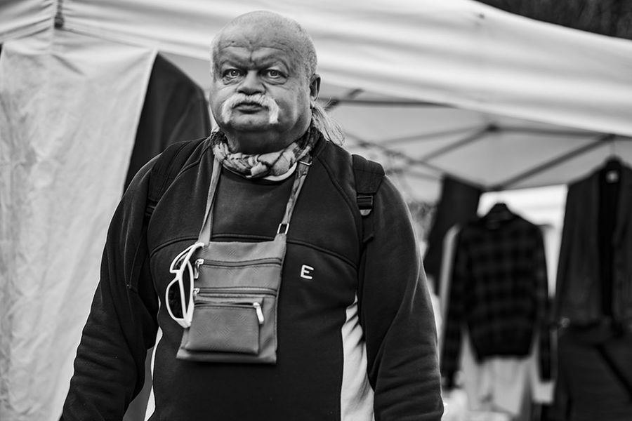 Black & White Black&white Blackandwhite Blackandwhite Photography Day One Person Street Streetphoto_bw Streetphotography Waist Up