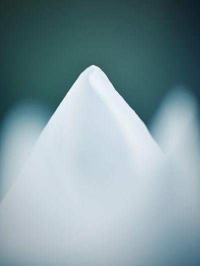 Pristine peak