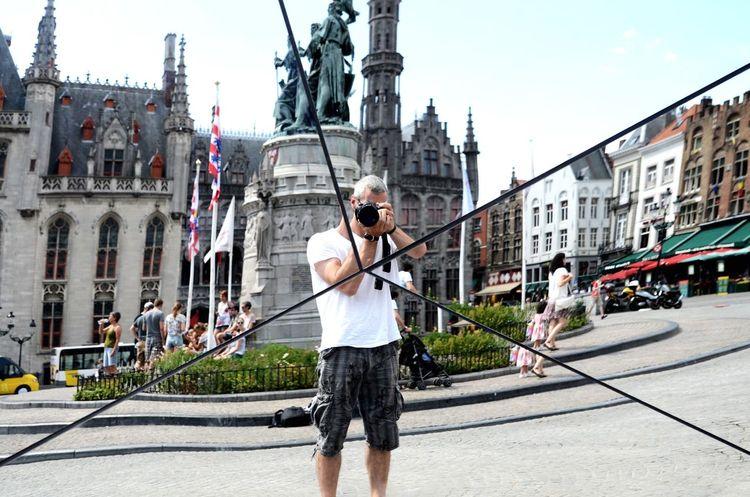 Selfie ✌ Bruges Fractals Nikon D7000 Ballade Regards *~* Outdoors Nikonphotography Tamron Sp 15-30mm F/2.8 Ilovephotography