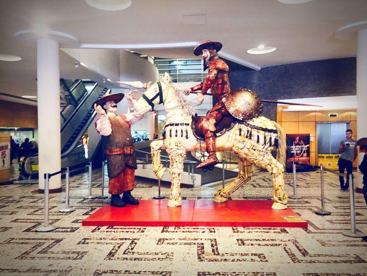 Conjunto Nacional São Paulo Don Quixote Don Quijote Sancho Panza