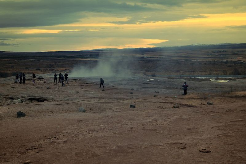 The EyeEm Facebook Cover Challenge Micky In Iceland Strokkur Geysir The Adventure Handbook