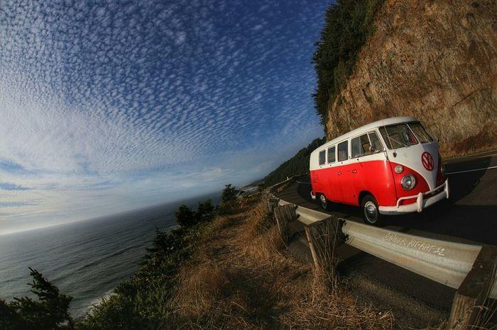 Volkswagen Volkswagenbus Oregon Coast