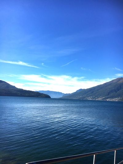 Italien 🇮🇹 Comer See Comer See Lombardei Italien Water Lake Nature Mountain Day No People Outdoors