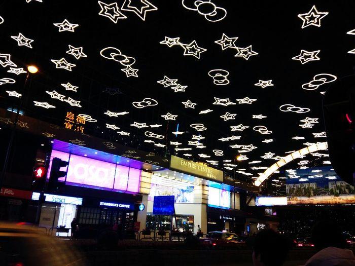 Christmas Christmaslights Hong Kong