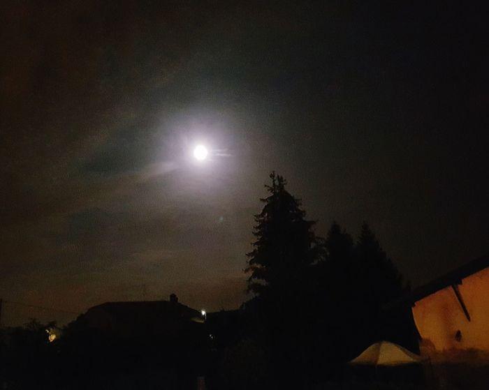 Luna. Moon Sera Night