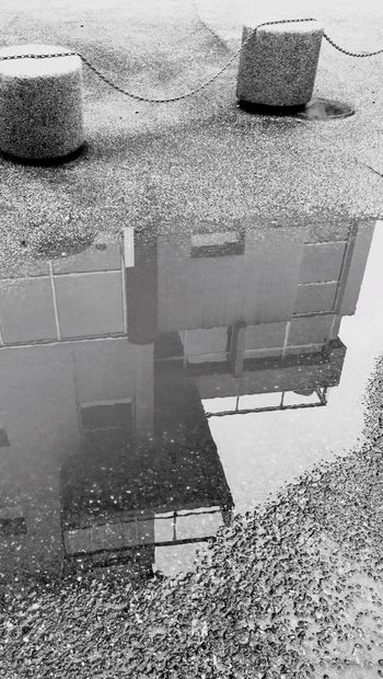 Blackandwhite Photography Blackandwhite City Water_collection Water Reflections Water