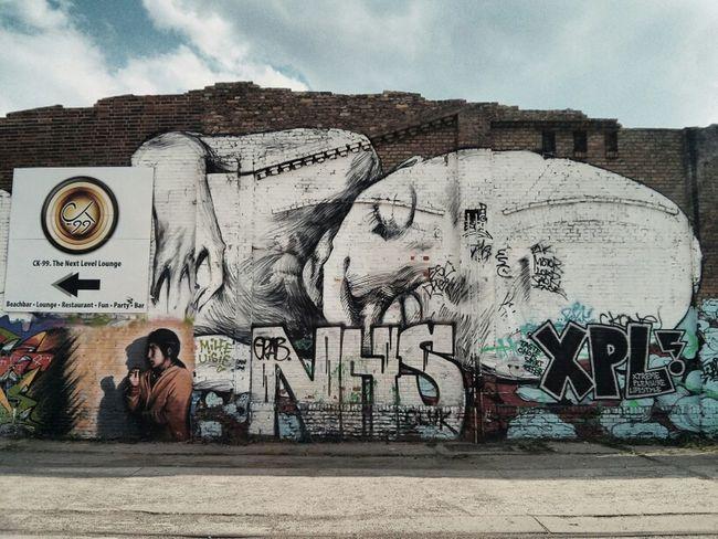 Think Big Streetphotography Streetart Street Art/Graffiti