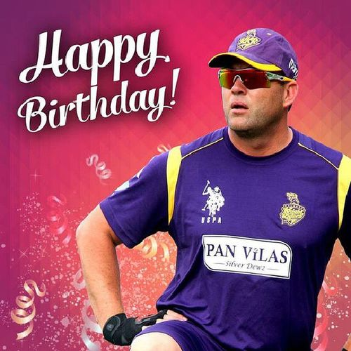 Happy birthday... solid-rock & outstanding cricketer... JacquesKalis , who is KingKalis . BEST WISHES.