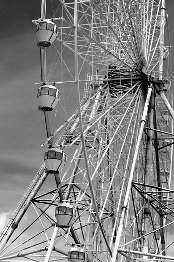 My wheel. Taveling Tagaytay Skyranch Black And White Outdoor Photography Theme Park Ferris Wheel Rides Philippines