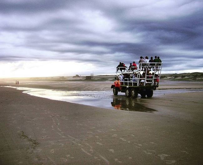Summer is gettin' closer 😎 Missingsummer Summeriscoming Sand Truck Adventure Memories Cabo Cabopolonio Rocha Beach Uruguay Uruguaynatural Audiovisualuruguay