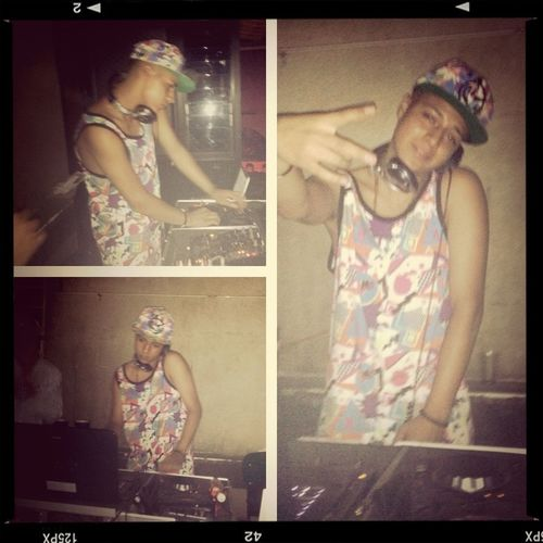 Mixing Disck Jokey Reggaeton  Progress Kikme !!