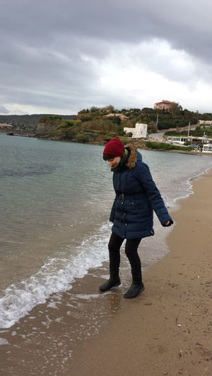 my St. Valentine's Day on Sounion Greece with Poseidon My Holidays Winter Wonderland
