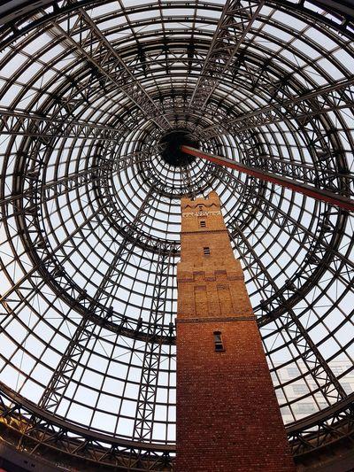 Coop's Shot Tower Melbourne Melbournecbd melbournecity Melbournephotos