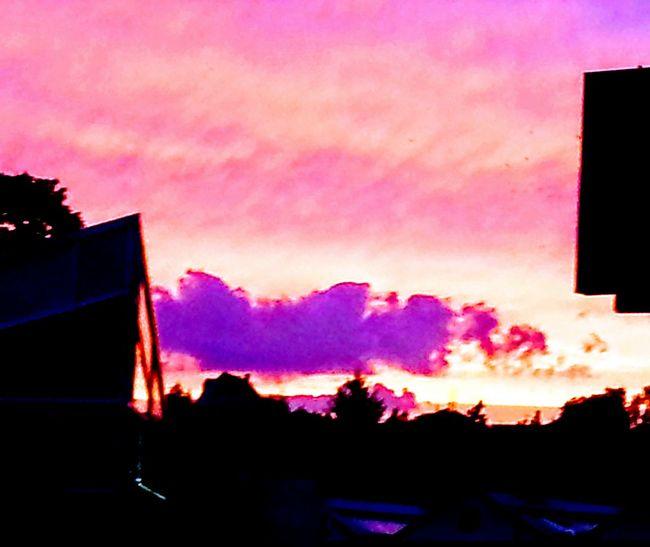 Clouds over Plauen
