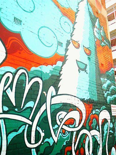 Wall Art Urban Art Streetphotography Tag Urban Tagging Streetphoto_color Taking Photos OpenEdit Mural Street Art/Graffiti