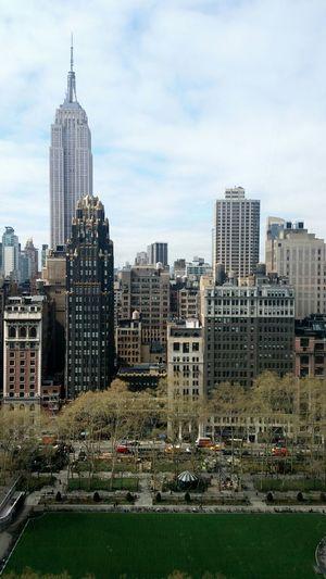 Newyork NYC Grace Building  Bryantpark NYC Photography