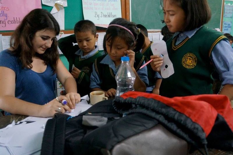 RePicture Wealth Volounteer Communityservice Tibetanrefugee