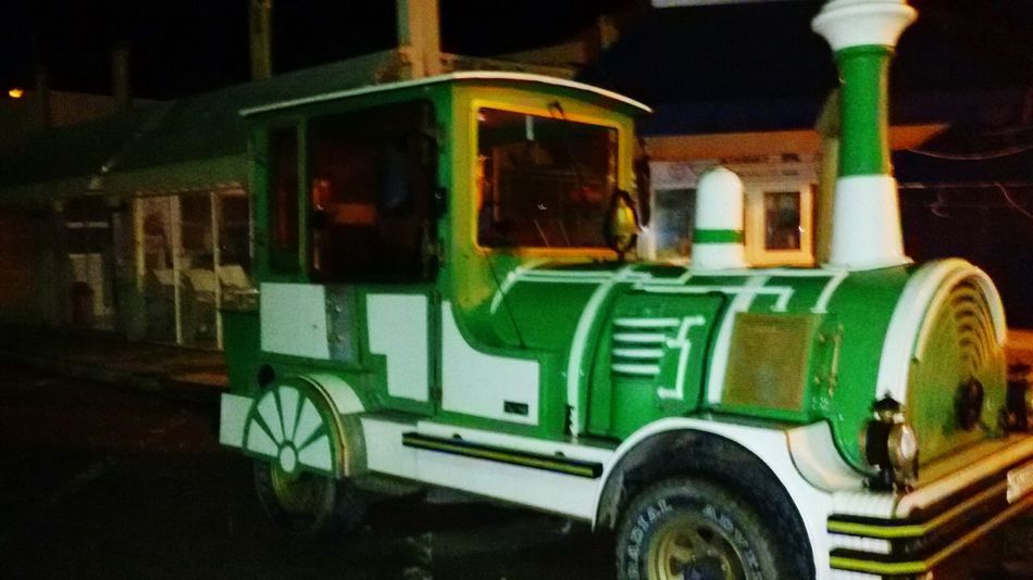 Train Antique