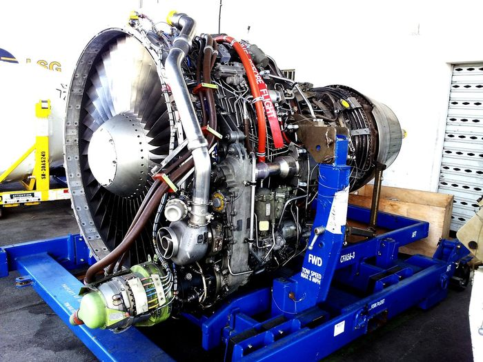 HighpowerE Turbine Turbofan Jet Boeing Boeing 737