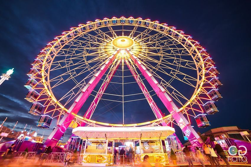 Photography Germany Herne  Kirmes Cranger Kirmes  Night Photography Nightphotography Fun Emotions Love Event Photographer Colourful