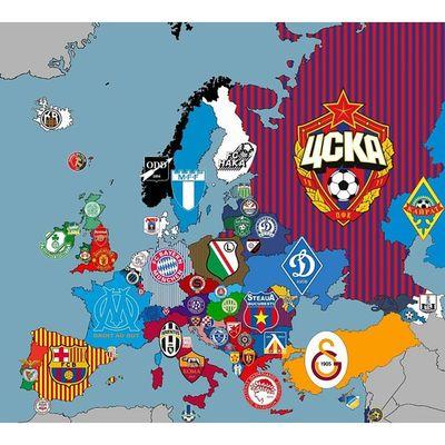 Soccer Football Whodominateseurope Unitedwillriseagain