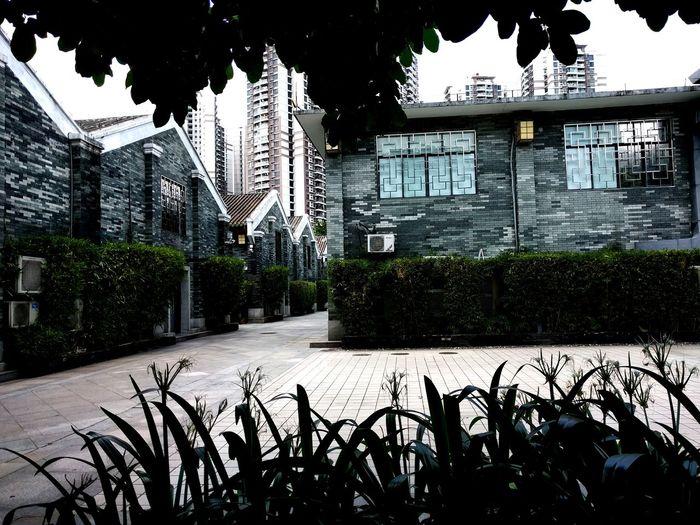 Work place Guangzhou