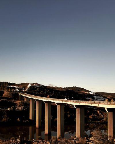 Bridge Golden Hour Portugal Built Structure Architecture Instagramer Umeugram