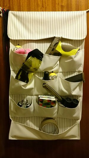 """A pistol, some mags, a knife, a few smal note books and of course minions to guard the """"fortress"""" :-P Minions Minions ♥♥ Minionslove Airsoft Is My Hobbies AiRSOFTGUN Airsoftsports Gru MinionsEverywhere"""