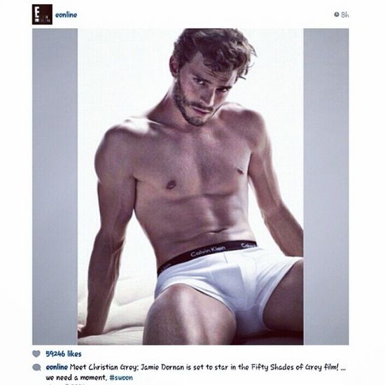 Damn u christian grey!!!! Can't wait for the movie to be out!!! Reposteonline Confirm100 %sureOurmrchristiangrey Fiftyshadestrilogy amusttoread1stladiesletsgetready