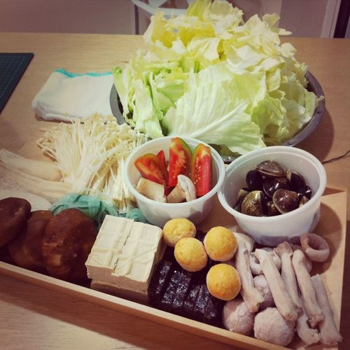 Hot Pot In The Office
