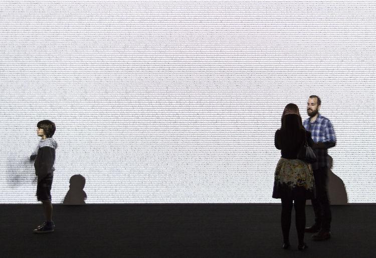 Motion Blur Portrait Shadows Video Screen