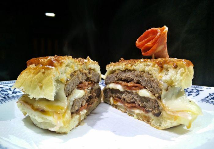 Foodporn Burgers Doubleburger Cheese Sede Work Extasy