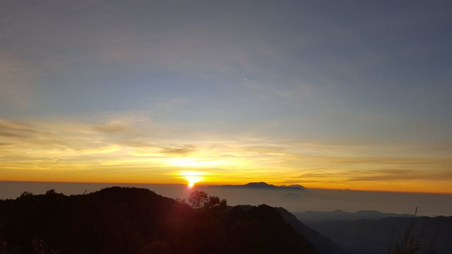 Morning glory at Mount Bromo , East Java Mountbromo Sunrise Mountain Tourism Travel Scenics Nature Travel Destinations Eastjavatourism Landscape Tadaa Community Picture Of The Day Mountains And Sky Mountainscape