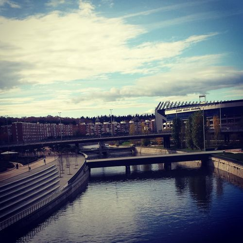 Estadio Vicente Calderon, Madrid