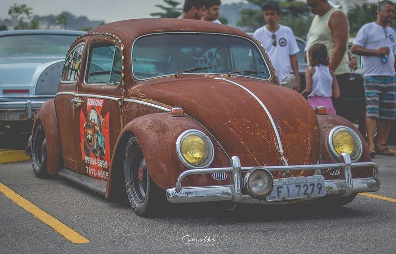 Ratlook RatRod Ratrods HotRod HotRods Rockabilly Style VW Beetle Classic Cars Old Vw